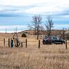 Gate at Summit Campground