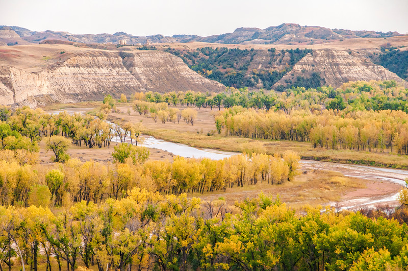 """Theodore Roosevelt ranched in these hills at his Elkhorn Ranch a couple miles south of here.<br /> <br /> You can collect this image as wall decor, coffee mug or other product.  Just click """"buy"""" to browse and shop."""