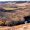 Beaver Creek of the North Dakota Badlands