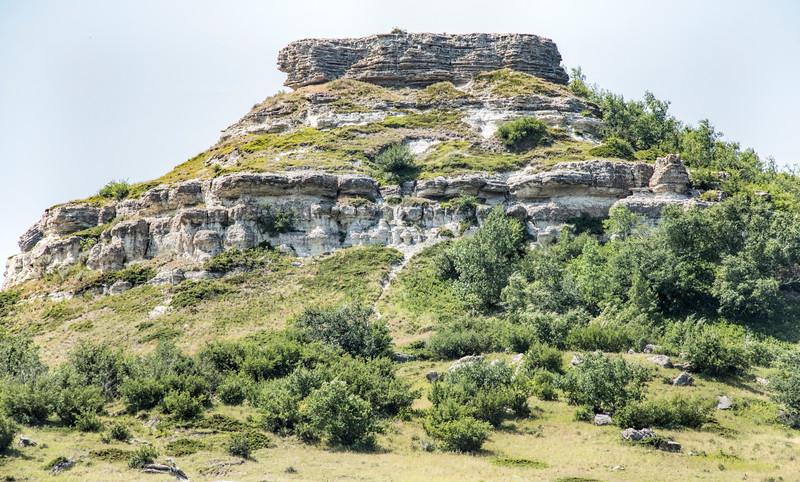 Killdeer Mountain top