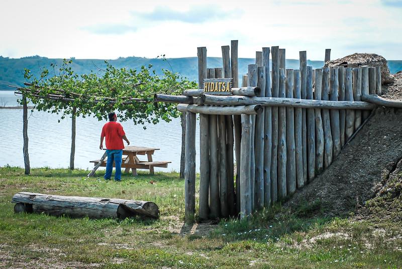 Earth Lodge Village of the MHA Nation, North Dakota #65