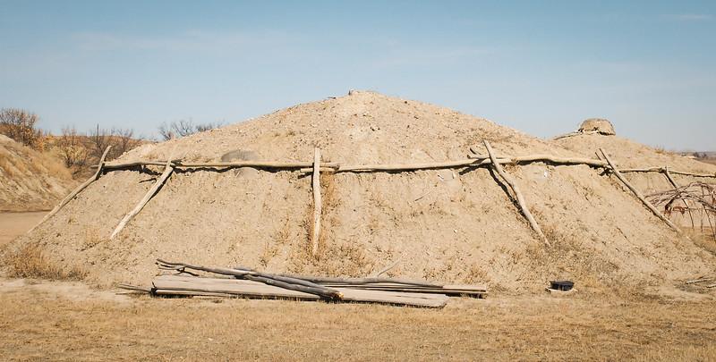 Earth Lodge Village of the MHA Nation, North Dakota #22