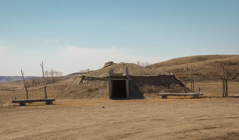 Earth Lodge Village of the MHA Nation, North Dakota #6
