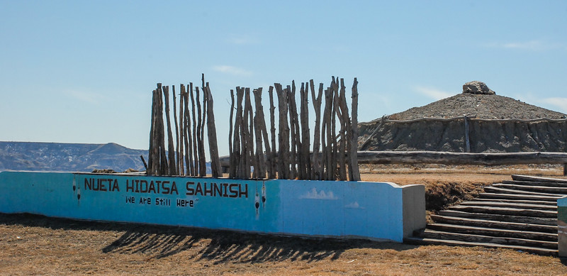 Earth Lodge Village of the MHA Nation, North Dakota #35