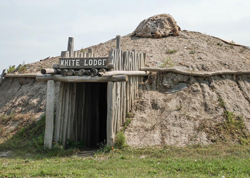 Earth Lodge Village of the MHA Nation, North Dakota #48