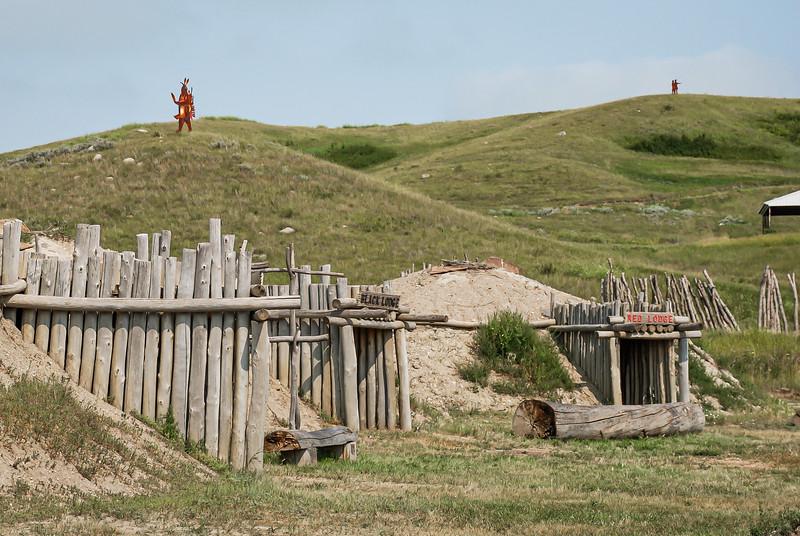 Earth Lodge Village of the MHA Nation, North Dakota #54
