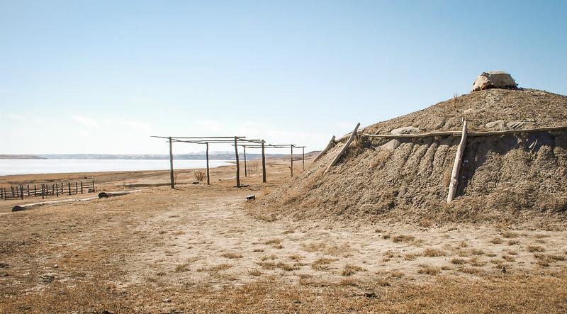 Earth Lodge Village of the MHA Nation, North Dakota #34
