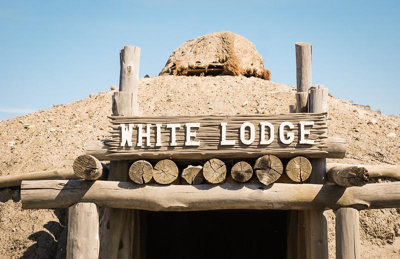 Earth Lodge Village of the MHA Nation, North Dakota #33
