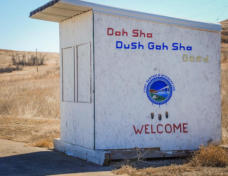 Earth Lodge Village of the MHA Nation, North Dakota #2