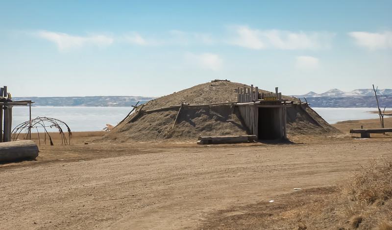 Earth Lodge Village of the MHA Nation, North Dakota #5