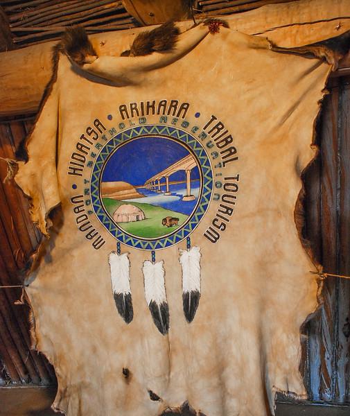 Earth Lodge Village of the MHA Nation, North Dakota #12