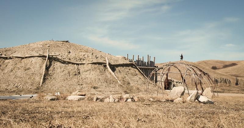 Earth Lodge Village of the MHA Nation, North Dakota #26
