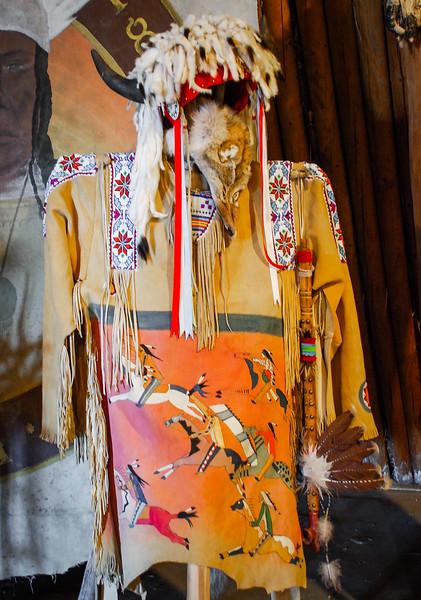 Earth Lodge Village of the MHA Nation, North Dakota #13