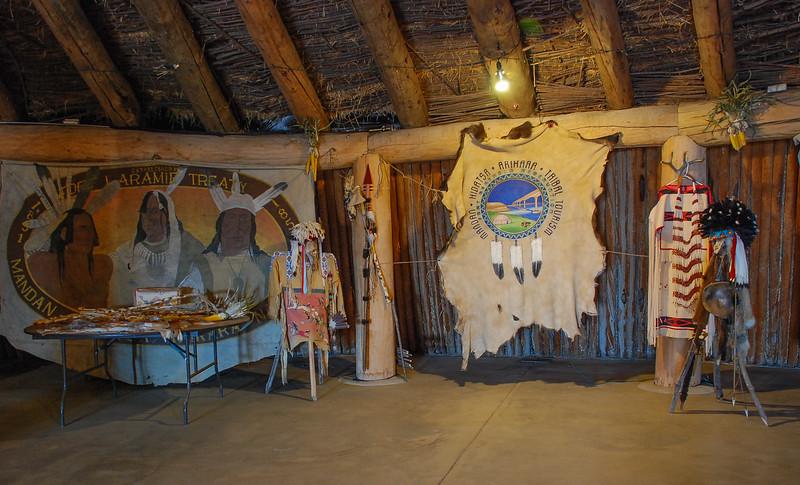 Earth Lodge Village of the MHA Nation, North Dakota #10