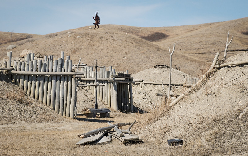 Earth Lodge Village of the MHA Nation, North Dakota #25