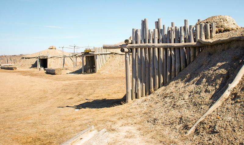 Earth Lodge Village of the MHA Nation, North Dakota #21