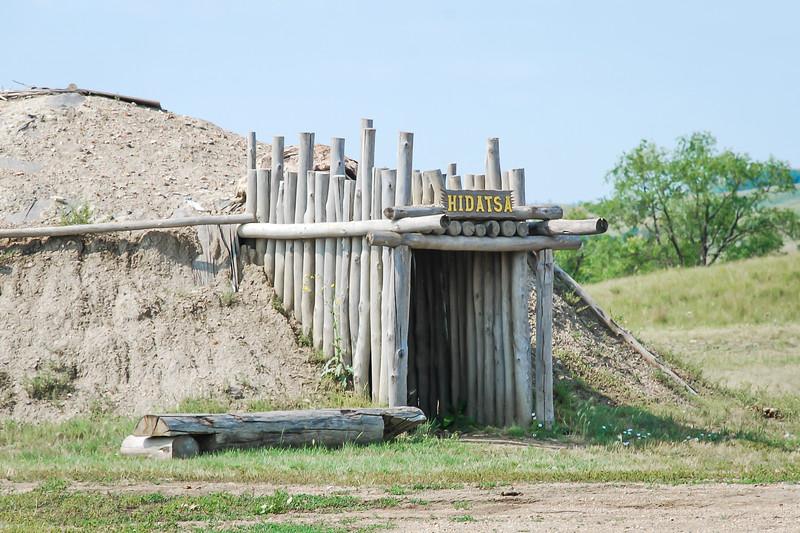 Earth Lodge Village of the MHA Nation, North Dakota #42