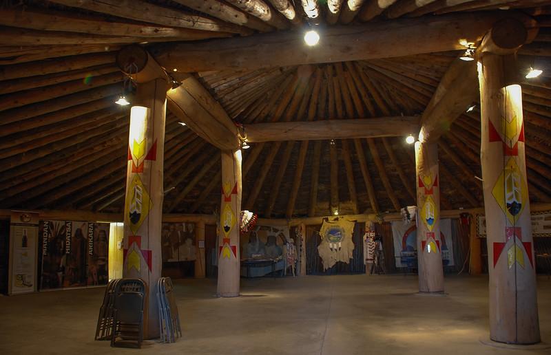 Earth Lodge Village of the MHA Nation, North Dakota #9
