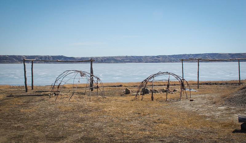 Earth Lodge Village of the MHA Nation, North Dakota #17