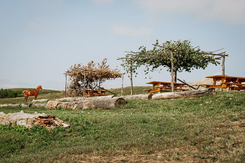 Earth Lodge Village of the MHA Nation, North Dakota #57