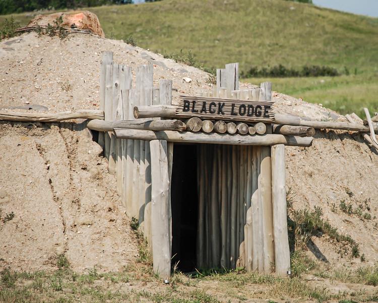 Earth Lodge Village of the MHA Nation, North Dakota #50