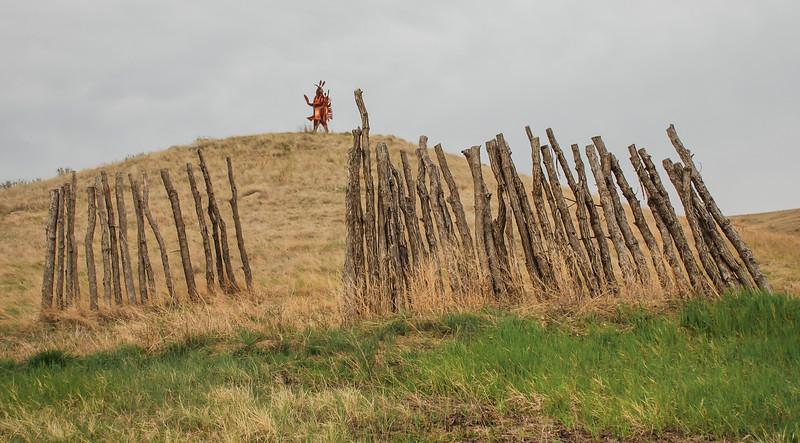 Earth Lodge Village of the MHA Nation, North Dakota #38
