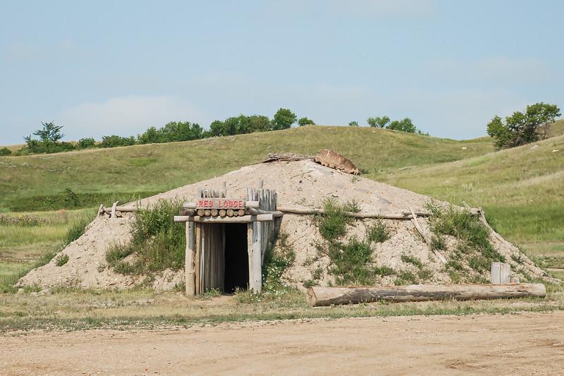 Earth Lodge Village of the MHA Nation, North Dakota #46