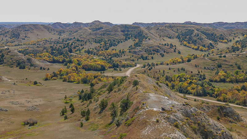 High Atop Elkhorn Ranch and Campground, North Dakota