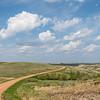 Ranch Roads Leading to Elkhorn Ranch, North Dakota