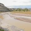 Little Missouri River in Fall, Near Elkhorn Ranch, North Dakota
