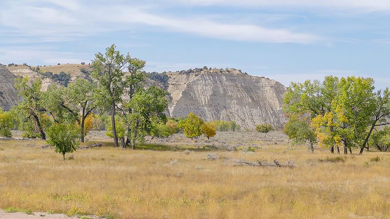 Theodore Roosevelt's Elkhorn Ranch, North Dakota