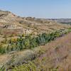 The Badlands of North Dakota at Elkhorn Ranch