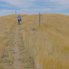 Hiking the Maah Daah Hey Near Elkhorn Ranch