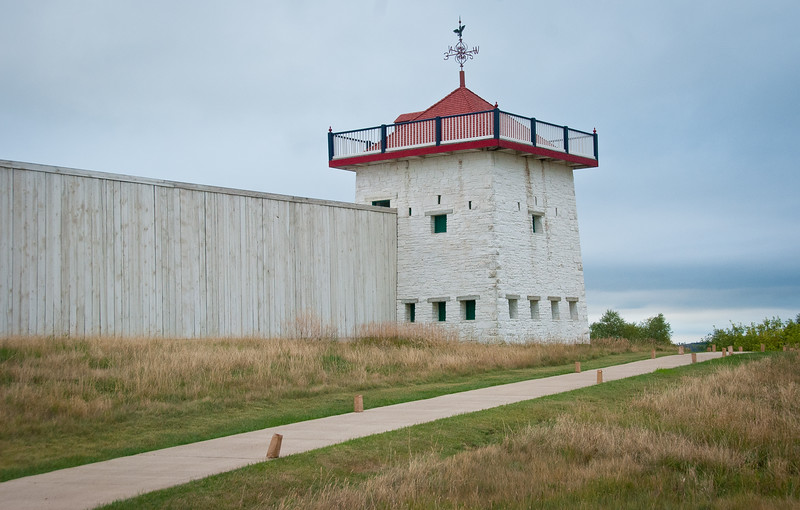 Ft Union Trading Post, North Dakota