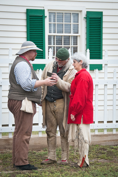 Fort Union Reenactment