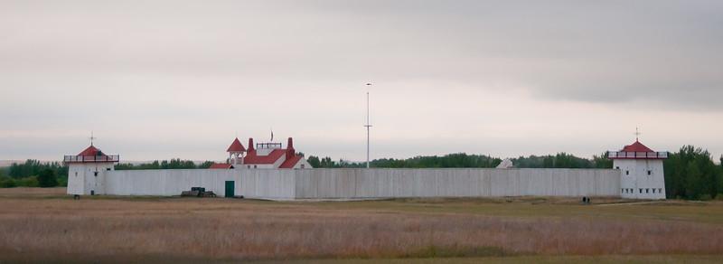 Fort Union Trading Post, North Dakota