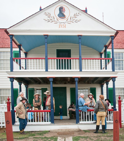 Fort Union  Bourgeois House