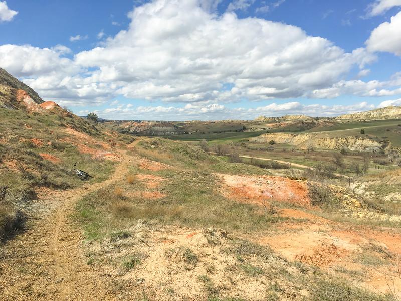 First Mile of the Maah Daah Hey, North Dakota
