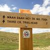 National Recreation Trail, the Maah Daah Hey, North Dakota
