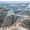 Maah Daah Hey.  Devils Pass.  Badlands.  North Dakota