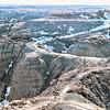 Maah Daah Hey.  Devils Pass.  Badlands.  North Dakota