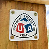 Maah Daah Hey Trail, a National Recreation Trail, North Dakota