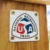 Maah Daah Hey Trail, a National Recreation Trail, North Dakota
