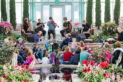 Festival Celebrabration at Como Garden