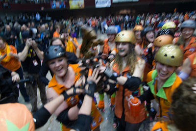 MN Roller Girls Competition