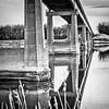 Washburn bridge and reflection