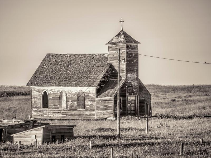 Arena church