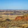 Grasslands of Sentinel Butte
