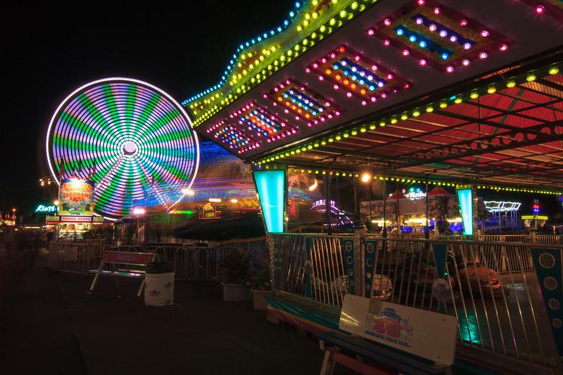 State Fair Activities