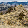 "At the end of Boicourt Trail, you can take an extension out on a narrow ridge overlooking the valley. <br /> <br /> You can own this image. Click ""buy"" to see the options from wall prints to coffee mugs."